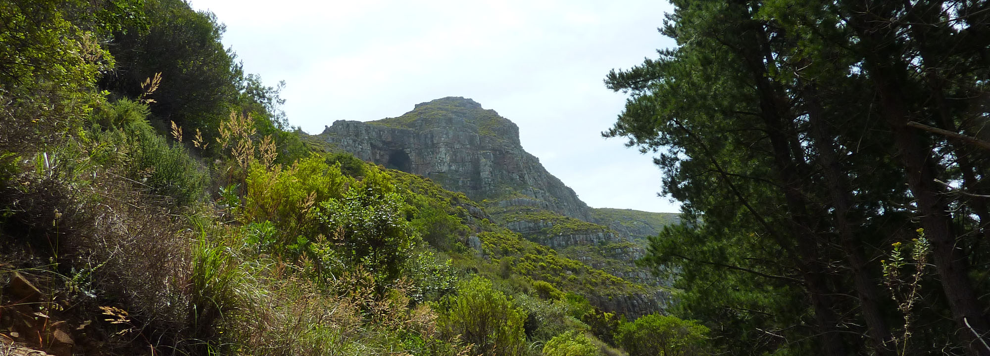 Table Mountain Elephant's Eye hike