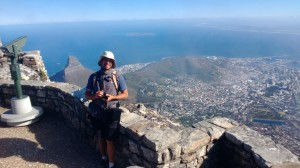 Table Mountain & City Bowl