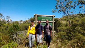 Table Mountain Treks