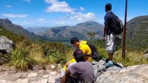 Disa Gorge overlooking Oranjekloof
