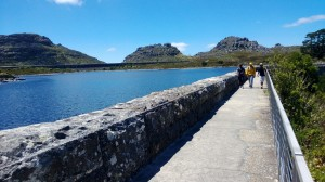 The Dams on Table Mountain